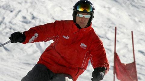 Tranh cãi xung quanh tình trạng sức khỏe của Michael Schumacher