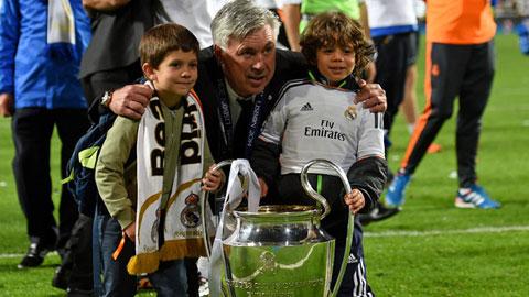 Cơ hội và thách thức cho Ancelotti