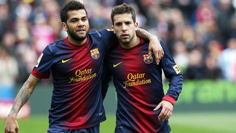 Barca & hệ lụy từ án cấm chuyển nhượng: Hàng thủ lâm nguy!