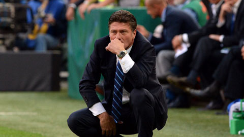 """Serie A không còn là """"lò xay HLV""""?"""