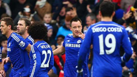Chelsea mạnh không kém gì Real Madrid