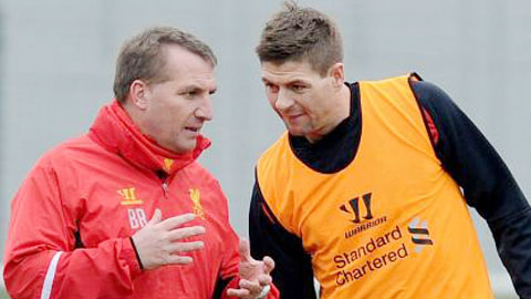 Rogders muốn sản phẩm của lò Liverpool kế nhiệm Gerrard