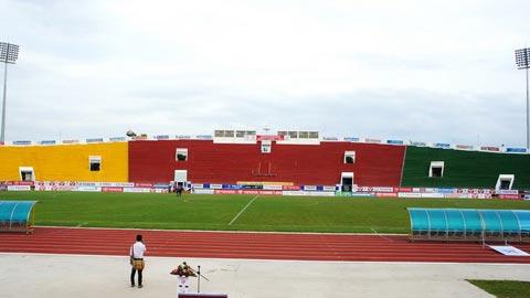 Sân Đồng Nai khoác