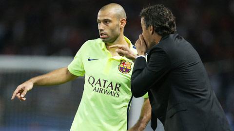 Barca và tháng 1 đầy thử thách