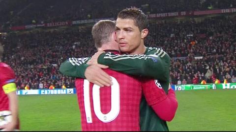 Ronaldo sẵn sàng trở lại Old Trafford