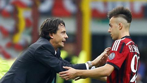 Sassuolo, thử thách đầu năm cho Inzaghi