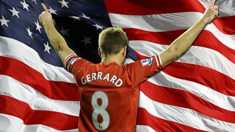 "Gerrard chọn LA Galaxy làm ""bến đỗ"" mới"