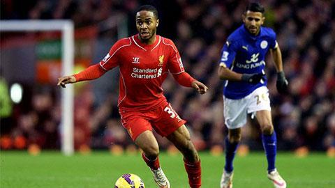 """Liverpool sắp """"trói chân"""" thành công Sterling"""