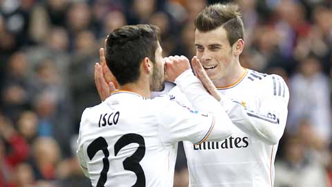 """""""Nhân tố bí ẩn"""" trong thành công của Real: """"Cầu thủ toàn diện"""" của Ancelotti"""