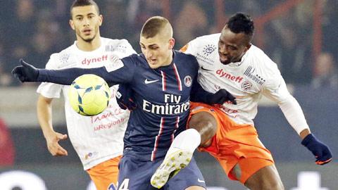02h45 ngày 6/1, Montpellier vs PSG: Tiễn nhà vô địch Pháp
