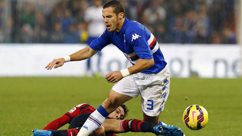 02h45 ngày 6/1, Lazio vs Sampdoria: Sampdoria bắt đầu tụt dốc