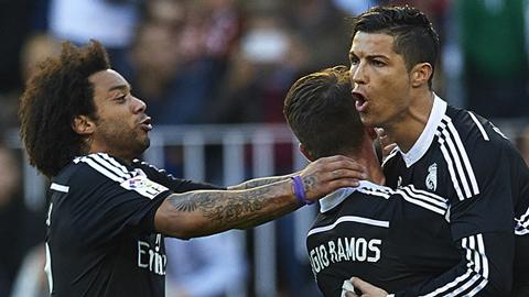 """Thống kê hiệu suất ghi bàn """"khủng"""" của Ronaldo"""