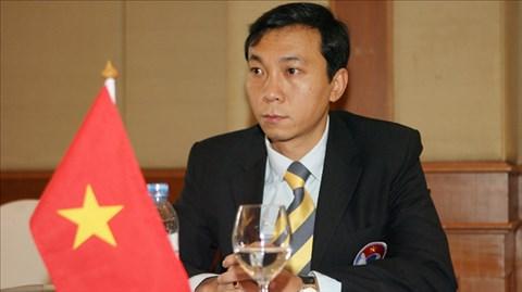 Phó Chủ tịch VFF nhận trọng trách tại VCK Asian Cup 2015
