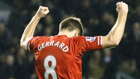Steven Gerrard trả lời kênh truyền hình Liverpool: