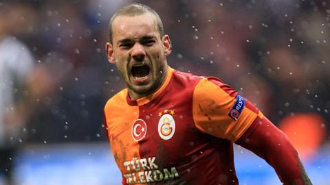 Sneijder được treo giá 20 triệu euro