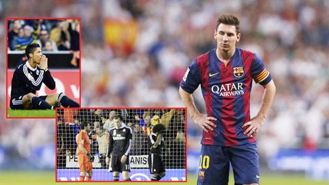 Real & Barca cùng ngã, La Liga thêm hay