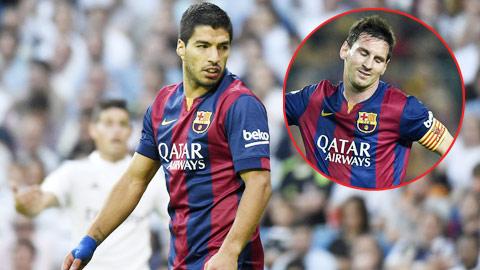 Hàng công Barca tịt ngòi: Suarez phải tự trách mình