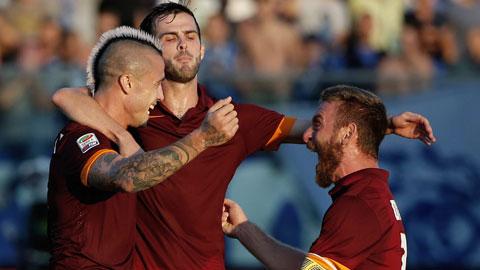 18h30 ngày 6/1, Udinese vs Roma: Chớp lấy cơ hội