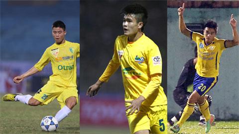 """Điểm sáng vòng 1 Toyota V.League 2015: Khát vọng """"sao mai"""""""