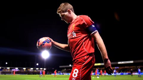 Thay Gerrard không phải chuyện của mùa Đông!