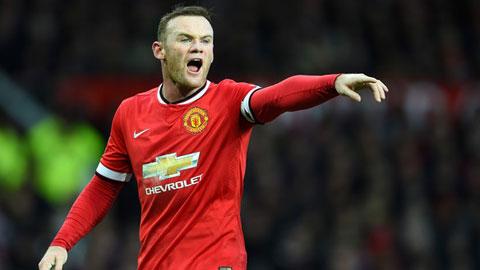 Rooney xuất sắc nhất M.U tháng 12