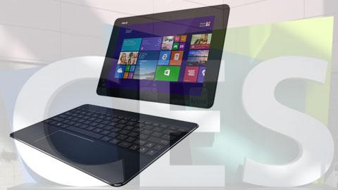 CES 2015: Những mẫu tablet mới