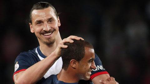 PSG đánh bại Montpellier tại vòng 1/32 Cúp QG: Đi qua giông tố