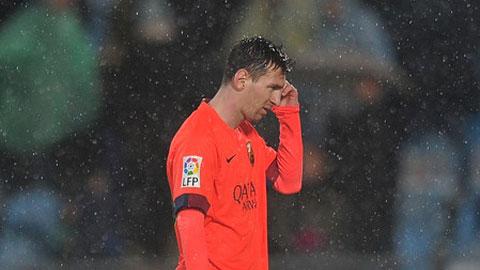 Năm sau là thời điểm thích hợp để Messi ra đi