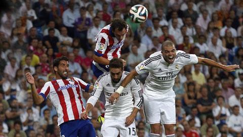 03h00 ngày 8/1, Atletico Madrid vs Real Madrid: Cú vấp thứ 2!