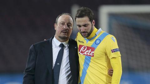 Benitez trở lại Liverpool cùng