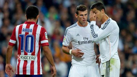 Benzema & Ronaldo cùng