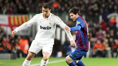 Top nhân vật thể thao U30: Ronaldo có tên, Messi vắng mặt