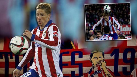 Torres chơi như thế nào ở trận ra mắt Atletico?