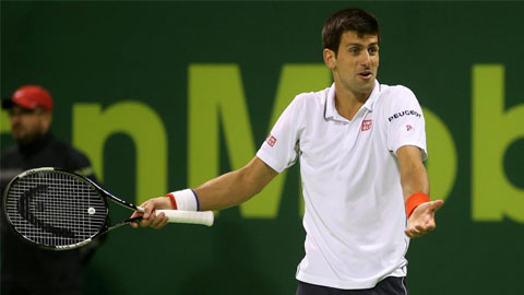 Djokovic ôm hận tại Qatar Open, Federer suýt thua ở Brisbane