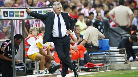 """Ancelotti trả giá vì """"cất"""" Ronaldo"""