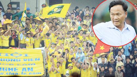 """Tổng giám đốc Cty CPBĐ SLNA Nguyễn Hồng Thanh """"Đá cho dân sướng thì khó nào cũng qua!"""""""