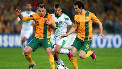 Chủ nhà Asian Cup 2015 - Australia thách thức các đại gia