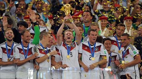 """""""Đại gia"""" châu Âu đắc lợi nhờ World Cup"""