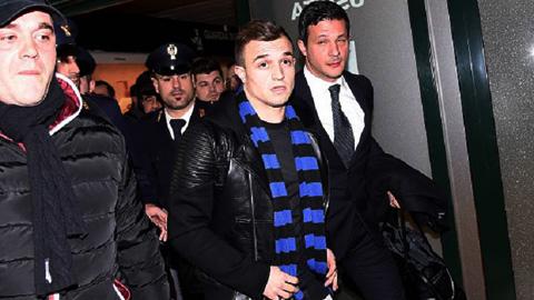 Inter mong đợi gì ở Shaqiri?