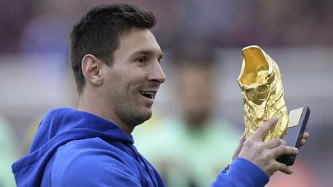 Chân dung ƯV QBV 2014 - Lionel Messi: La Pulga vẫn chỉ là… La Pulga