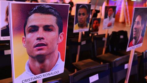 Cuộc đua Quả Bóng Vàng 2014: Kỳ này Ronaldo sẽ thắng