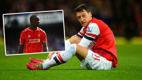 Những ngôi sao phải nỗ lực ở giai đoạn lượt về Premier League