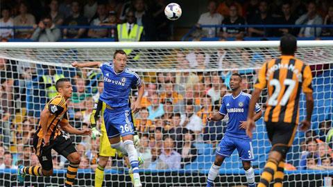 Stamford Bridge, điểm tựa của Chelsea trong giông tố