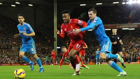 19h45 ngày 10/1, Sunderland vs Liverpool: Mèo đen sợ ánh sáng