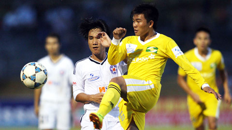 16h30 ngày 11/1, SHB.Đà Nẵng vs SLNA: Bại binh phục hận