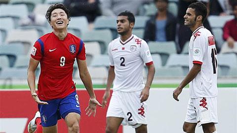 Tường thuật bảng A và B Asian Cup 2015: Đông Á lấn át Tây Á