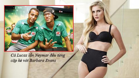 Bồ cũ Neymar giành Quả bóng hồng 2014