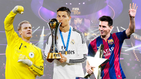 Quả Bóng Vàng FIFA 2014: So bó đũa, chọn cột cờ