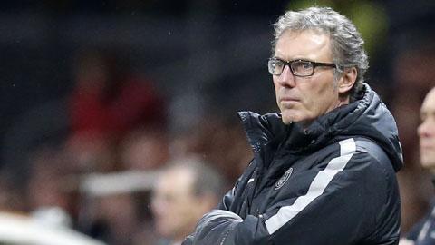 PSG bị đánh bật khỏi Top 3: Blanc không phải Ancelotti