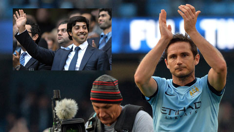 "Vụ Lampard khiến UEFA ""sờ gáy"" Man City"